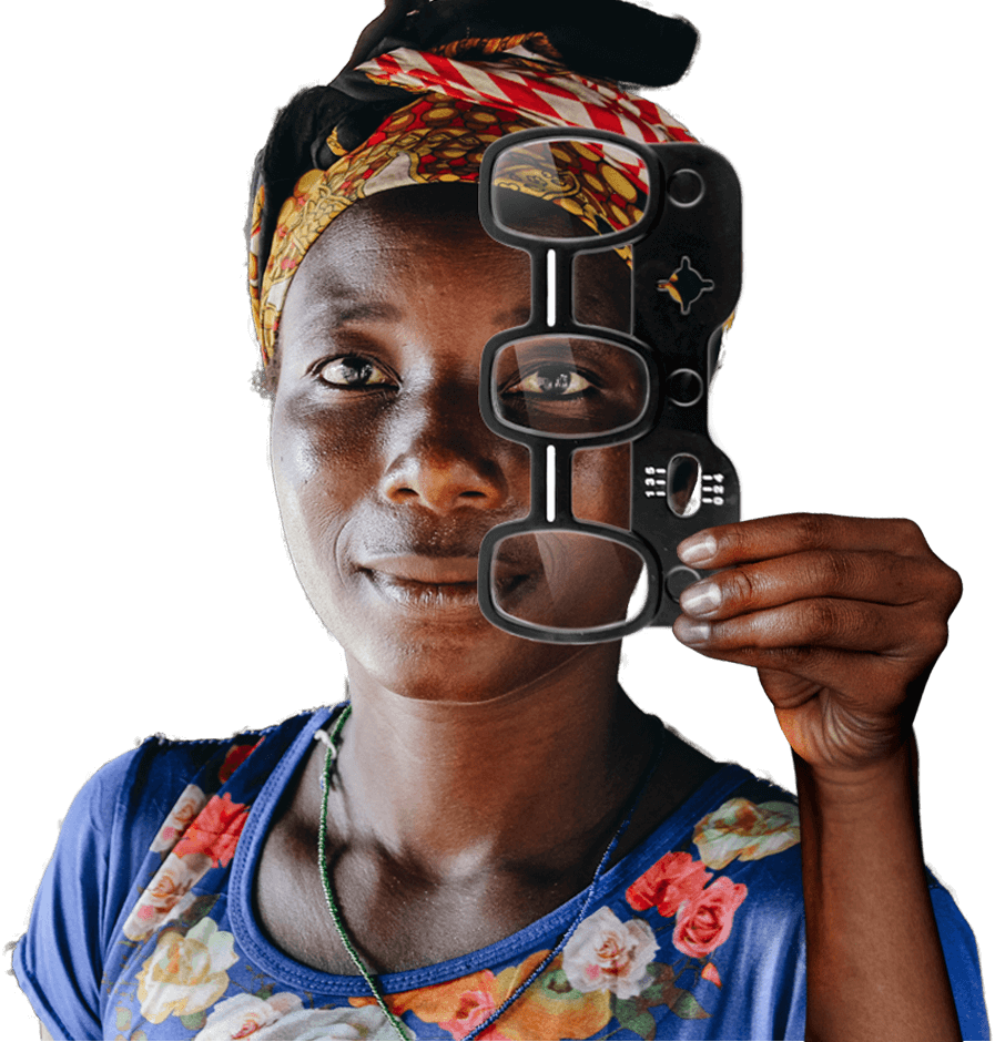 A Radical Solution for Prescription Eyeglasses​